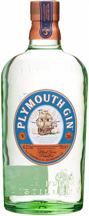 Coates & Co Plymouth Gin